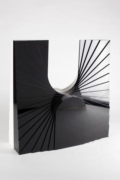 scultura in plexiglas